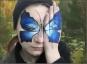 грим Бабочка