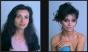 До и После make-up