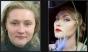 макияж- До и После