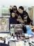 рабочие моменты в школе грима и макияжа Аллы Чури