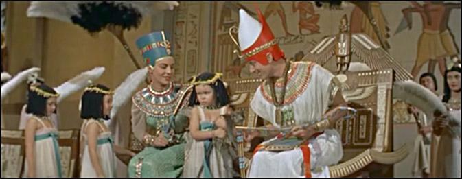 Кадр из фильма ЕГИПТЯНИН