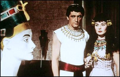 Кадр из Нефертити, королева Нила