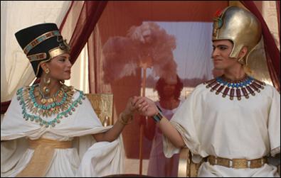 Кадр из фильма Нефертити и пропавшая династия