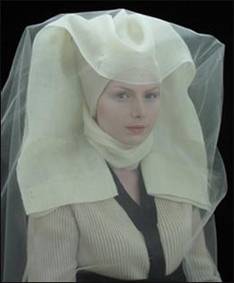 Рогир ван дер Вейден. Портрет молодой женщины в головном уборе. Make-up А.Якимова