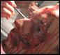 Спецэффекты.Колотые и резаные раны.Рабочий момент
