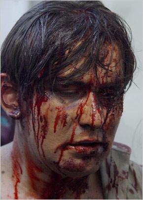 СПЕЦЭФФЕКТЫ.Раны жертв насилия