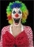 грим клоуна фото