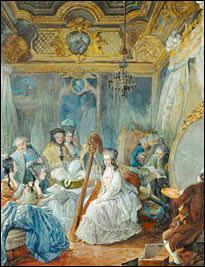 Франсуа Буше.«Завтрак»(1739)