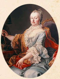 Портрет Марии-Терезии