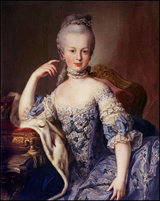1767 г.художник Мартин ван Майтенс