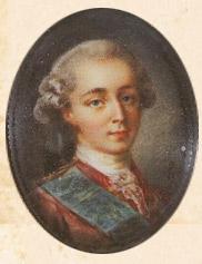 1769 г.Дофин Людовик-Август. Художник из окружения Hall`а.Коньяк-Жэ.