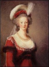 Портреты Марии-Антуанетты. Элизабет Виже