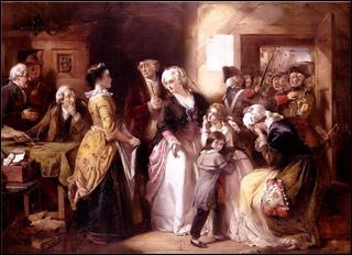 Арест Людовика XVI и его семьи, Варенн, 21 июня 1791