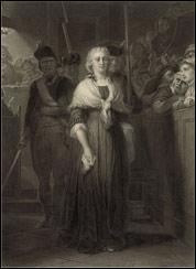 Марии-Антуанетта на суде