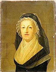 Портрет Мария-Антуанетта в Тампле