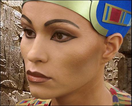 Древний Египет.Царица Нефертити