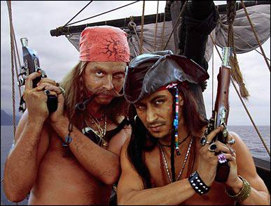 пираты Либерталии