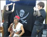 Создание образов пиратов Либерталии