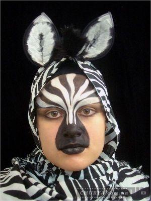 Фауна make-up
