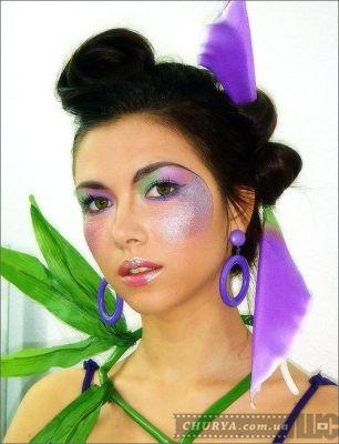 ФЛОРА - makeup