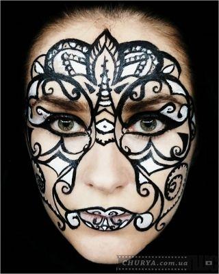 ТАТУ - makeup