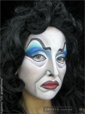 Сказочные герои - makeup