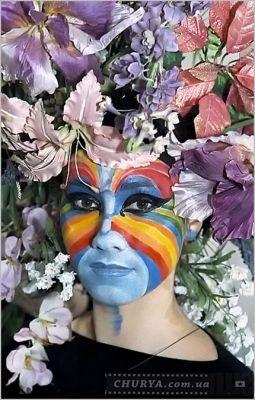 ФЛОРА - make-up