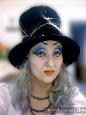 Образы сказочных героев - Ведьма - makeup